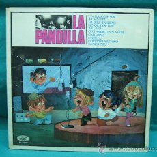 Discos de vinilo: LP LA PANDILLA 1970. Lote 30837361