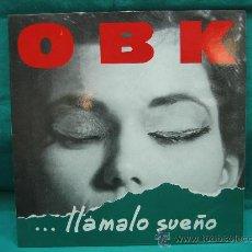 Discos de vinilo: LP O B K AÑO 1991. Lote 30837743