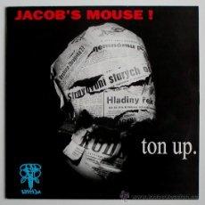 Discos de vinilo: JACOB'S MOUSE - OBLONG / THIS ROOM / MOTORSPARE / FRIDGE (MAXISINGLE 45 RPM). Lote 30842894