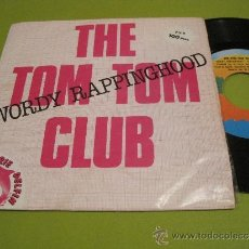 Dischi in vinile: THE TOM TOM CLUB - WORDY RAPPINGHOOD. Lote 30843443