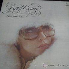 Discos de vinilo: BETTY MISSIEGO-SU CANCION. Lote 30844779