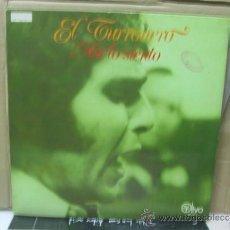 Discos de vinilo: EL TURRONERO - ASI LO SIENTO - PORTADA ABIERTA - OLIVO 1978. Lote 30848892