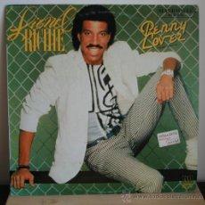 Discos de vinilo: LIONEL RICHIE - PENNY LOVER - MAXI SINGLE EN BUENAS CONDICIONES. Lote 31236830