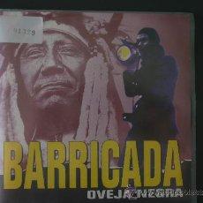 Discos de vinilo: BARRICADA - OVEJA NEGRA -. Lote 30860691