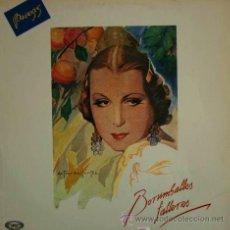 Discos de vinilo: PAVESOS - BORUMBALLES FALLERES - 1981. Lote 30862623