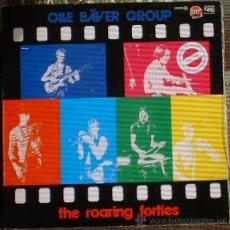 Discos de vinilo: OLLE BÄVER GROUP - THE ROARING FORTIES LP 1982 EDICIÓN ESPAÑOLA JAZZ STOP CFE. Lote 30863395