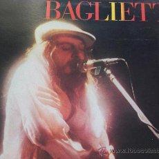 Discos de vinilo: JUAN CARLOS BAGLIETTO,BAGLIETTO DEL 84 PROMO. Lote 156868802