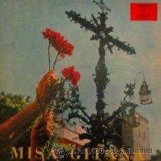 Discos de vinilo: MISA GITANA - EL RERRE DE LOS PALACIOS - 1972. Lote 30867919