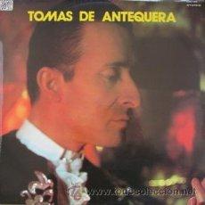 Discos de vinilo: TOMÁS DE ANTEQUERA - 1976. Lote 30867947