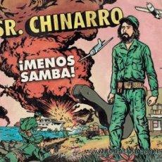 Discos de vinilo: 2LP SR. CHINARRO MENOS SAMBA VINILOS + CD. Lote 165465312