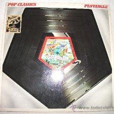 Discos de vinilo: PENTANGLE / PENTANGLING / TRANSATLANTIC RECORDS 1973. Lote 30891185