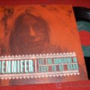 Discos de vinilo: JENNIFER EASY TO BE HARD/LET THE SUNSHINE IN 7