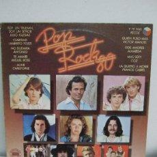 Discos de vinilo: POP ROCK 80 - LP CBS 1980 - VER DETALLE - BOSE - ANTONIO - J IGLESIAS UMBERTO TOZZI - PECOS - COZ. Lote 30907565