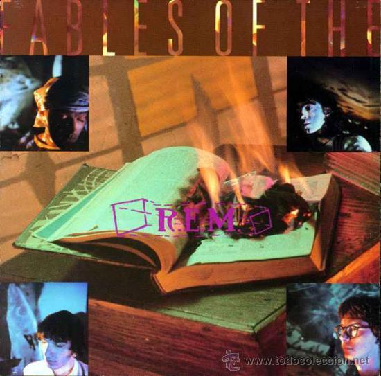 LP R.E.M. FABLES OF THE RECONSTRUCTION VINILO 180G REM (Música - Discos - LP Vinilo - Pop - Rock - New Wave Extranjero de los 80)