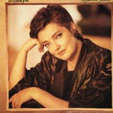 Discos de vinilo: AMAYA - SEGUIMOS JUNTOS - LP 1989 - . Lote 30925387