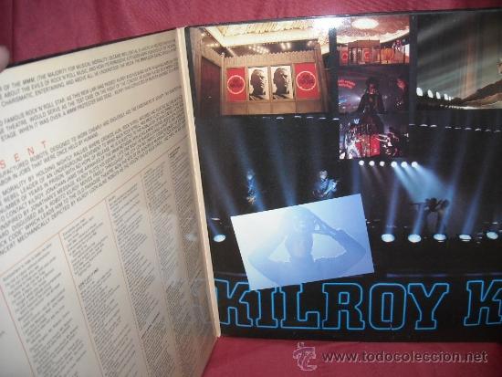 Discos de vinilo: STYX LP KILROY WAS HERE 1983 -PORTADA DOBLE CON ENCARTE ORIGINAL HOLANDA LP33 A&M - Foto 2 - 30926243