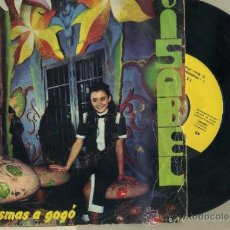 Discos de vinilo: ISABEL : FANTASMAS A GOGÓ (PALOBAL, 1970) . Lote 30936761