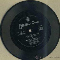 Discos de vinilo: ENRIQUE Y ANA : BAILA CON EL HULA HOOP - DISCO FLEXIBLE (HISPAVOX, 1979) . Lote 30936959