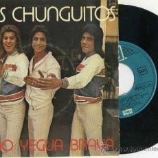 Discos de vinilo: LOS CHUNGUITOS : COMO YEGUA BRAVA (1979). Lote 30937401