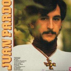 Discos de vinilo: JUAN PARDO - JUAN PARDO - LP 1984 - COMO NUEVO. Lote 30938441