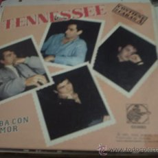 Discos de vinilo: TENNESSEE - HOY ESTOY PENSANDO EN TI / PRUEBA CON MI AMOR - DIAL DISCOS 1985 PEPETO. Lote 30945189