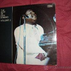Discos de vinilo: THE BEST OF FATS DOMINO VOLUME 2 1973 PROBE HOL VER FOTO ADICIONAL. Lote 30943140