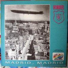 Discos de vinilo: HOMBRES G - MAXI EDICION LIMITADA 40 PRINCIPALES - MADRID - PRODUCCIONES TWINS 1990. Lote 32931874