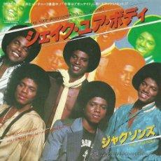 Discos de vinilo: THE JACKSONSSINGLE SELLO EPIC EDITADO EN JAPON AÑO 1978. Lote 30963243