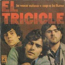 Discos de vinilo: EL TRICICLE. BCN : CONCENTRIC, 1970. 45 RPM. Lote 31023111