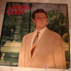 Discos de vinilo: ALFREDO KRAUS. GASTOS GRATIS ESPAÑA.. Lote 30971565