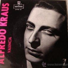 Discos de vinilo: ALFREDO KRAUS. . Lote 30971644