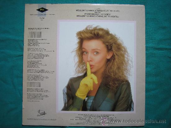 Discos de vinilo: LP KYLIE 1989 - Foto 4 - 30980661