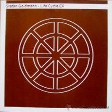 Disques de vinyle: STEFAN GOLDMANN / LIFE CYCLE / EP 2004. Lote 30979047