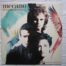 Discos de vinilo: LP MECANO 1988. Lote 30980214