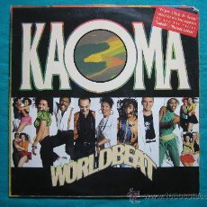 Discos de vinilo: LP KAOMA 1989. Lote 30980402