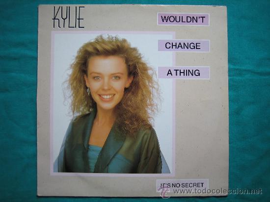LP KYLIE 1989 (Música - Discos de Vinilo - EPs - Pop - Rock - New Wave Extranjero de los 80)