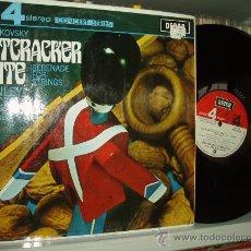 Discos de vinilo: STANLEY BLACK LP CASCANUECES SERENATA PARA CUERDAS SPAIN. Lote 30980764