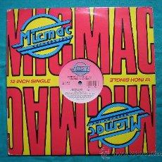 Discos de vinilo: LP CYNTHIA & JOHNNY. Lote 30980864