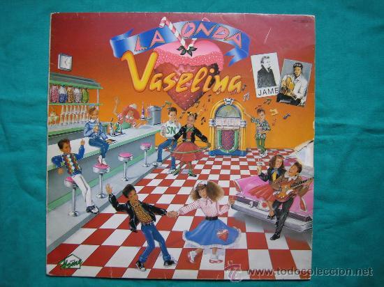 LP LA ONDA VASELINA 1991 (Música - Discos - LP Vinilo - Grupos Españoles de los 90 a la actualidad)