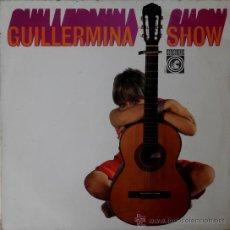Discos de vinilo: GUILLERMINA MOTTA - GUILLERMINA SHOW (LP) 1967 - CANÇÓ CATALANA. Lote 30984475
