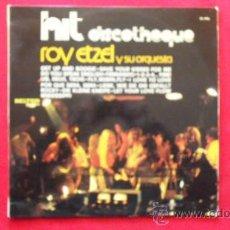 Discos de vinilo: ROY ETZEL. Lote 34396786