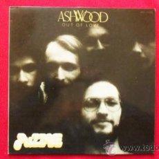 Discos de vinilo: OUT OF LOVE - ASHWOOD. Lote 34450587