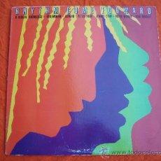 Discos de vinilo: RHYTHM COME FORWARD - A REGGAE ANTHOLOGY - LP - RECOPILACION REGGAE. Lote 31403247