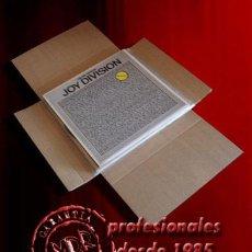 Discos de vinilo: 25 CAJAS DE CARTÓN PARA EMBALAJE Y ENVIO PARA ENVIAR 1- 12 DISCOS DE VINILO LP Y MAXI. Lote 156883630