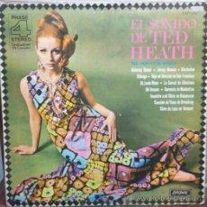 Discos de vinilo: LP ARGENTINO DE TED HEATH AÑO 1969. Lote 30660024
