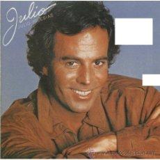 Discos de vinilo: JULIO LP JULIO IGLESIAS 1987 CBS 451077 HOL. Lote 31016281