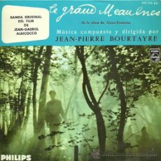 Dischi in vinile: LE GRAND MEAULNES EP SELLO PHILIPS DEL FILM EDITADO EN ESPAÑA AÑO 1968. Lote 31017472