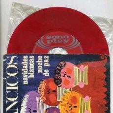 Discos de vinil: ESCOLANIA DEL COLEGIO SAN ANTONIO DE MADRID : VILLANCICOS (1968). Lote 31023216