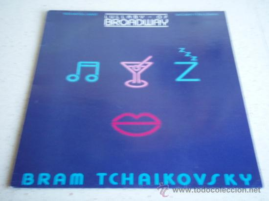 BRAM TCHAIKOVSKY ( GOODNIGHT LADIES - ROCK AND ROLL CABARET - (WHO WANTS TO BE A) CRIMINAL ) MAXI45 (Música - Discos de Vinilo - Maxi Singles - Pop - Rock Internacional de los 70)