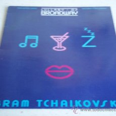 Discos de vinilo: BRAM TCHAIKOVSKY ( GOODNIGHT LADIES - ROCK AND ROLL CABARET - (WHO WANTS TO BE A) CRIMINAL ) MAXI45. Lote 31028724